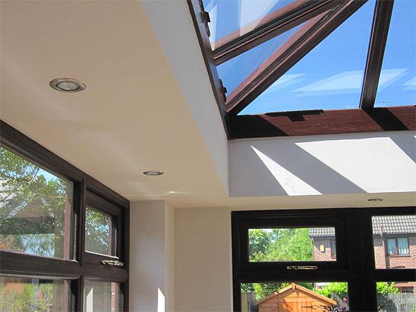 Orangery oakland windows conservatories new take on for Where to buy atrium windows