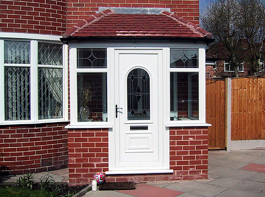 Upvc porches oakland windows conservatories quality for Design a porch online