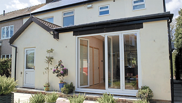 uPVC Bi-Fold Doors - Oakland Windows & Conservatories > manchester ...